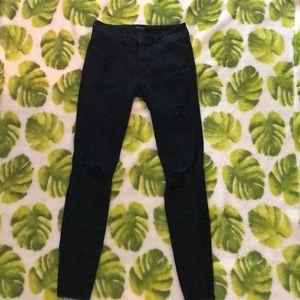 charlotte russe black jeans